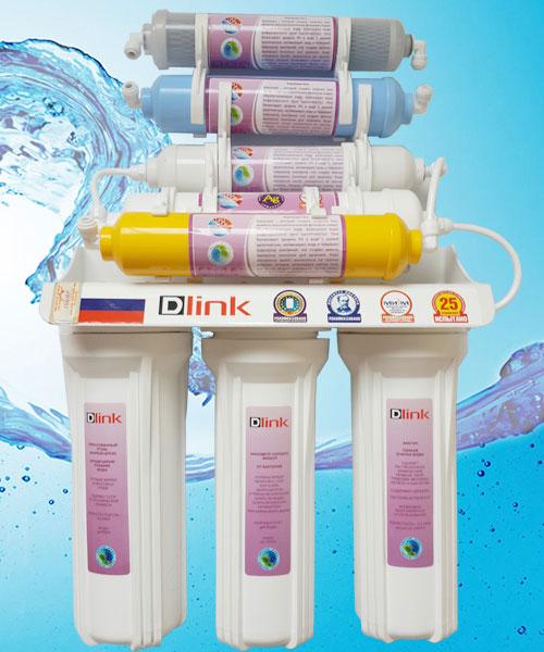Máy Lọc Nước DLink GK8
