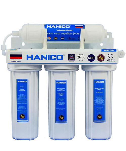 Máy lọc nước Hanico 4 cấp