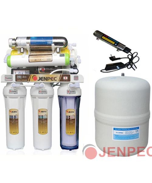 Máy lọc nước Jenpec Gold UV - Đèn UV diệt khuẩn