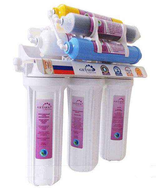 Máy lọc nước NANO Geyser TK7 – 7 cấp lọc
