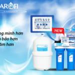 i-RO Karofi lọc nước công nghệ cao