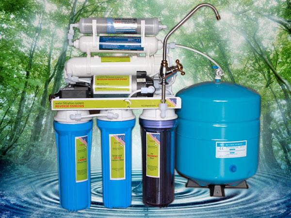 Máy lọc nước tinh khiết RO chất lượng kiểm chứng tại Mỹ
