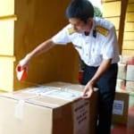 Đảo trường sa nhận máy lọc nước Trà thảo mộc Dr Thanh