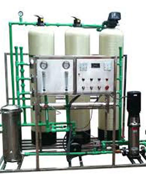 Dây chuyền lọc nước tinh khiết RO 1000L/H