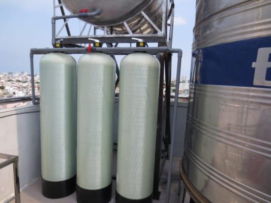 Ưu điểm của thiết bị lọc nước giếng khoan cho gia đình