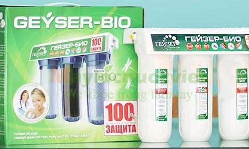 Máy lọc nước Nano Geyser ultra Bio 421