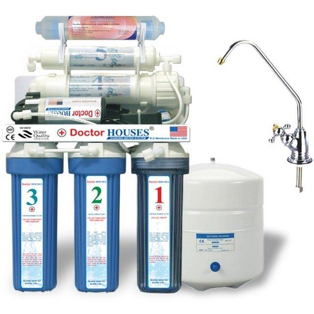 Lựa chọn máy lọc nước tinh khiết gia đình