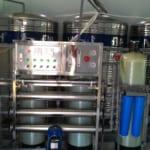 Máy lọc nước Ro dành cho khu công nghiệp