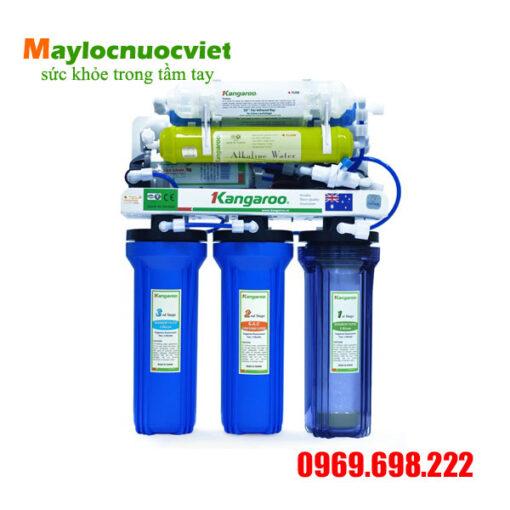 Máy lọc nước RO - Diệt khuẩn tạo khoáng KG104