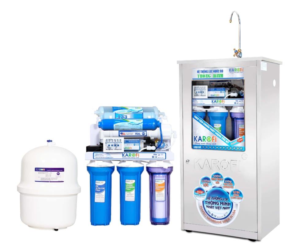 Những điểm nổi bật của máy lọc nước tinh khiết RO