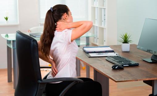 Chú ý nhiều công việc văn phòng gây bệnh