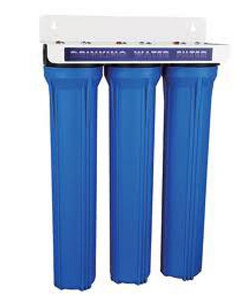 Bộ 3 cấp lọc thô 20 in xử lý nước đầu nguồn