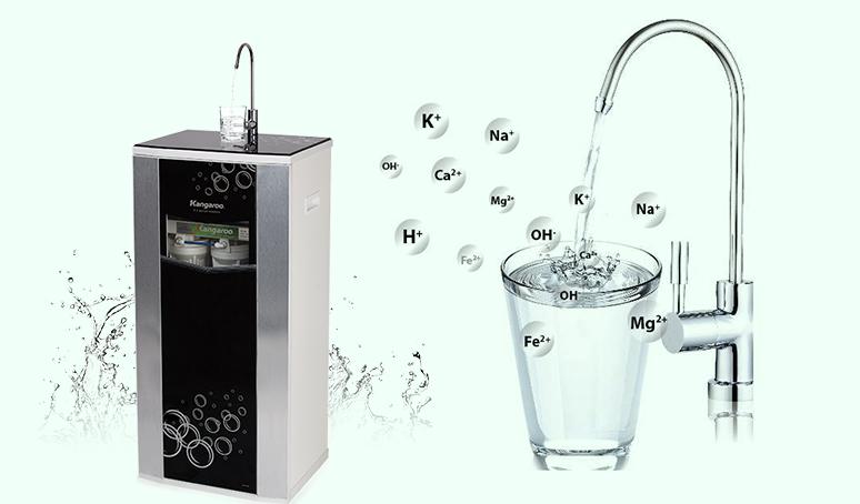 Máy lọc nước kangaroo đạt Top 10 thương hiệu thế giới
