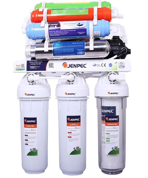 Máy lọc nước Jenpec MIX-9000 UV Diệt khuẩn