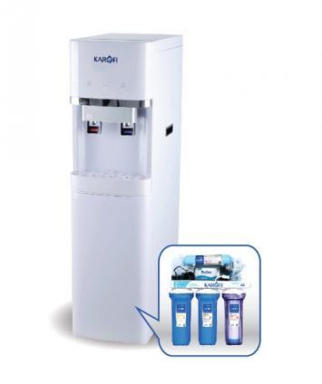 Cây nước nóng lạnh HC300RO ( tích hợp MLN RO 5 cấp)