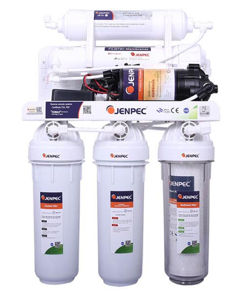 Máy lọc nước Jenpec MIX-5000 Không Tủ