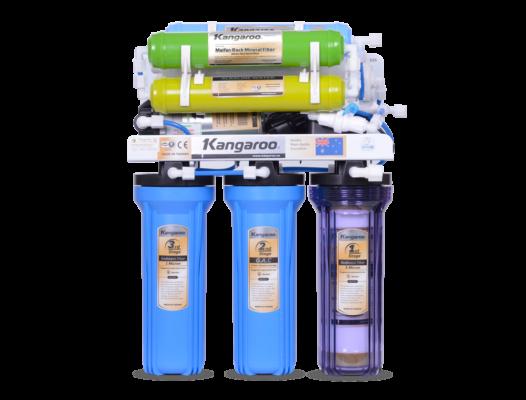 Máy lọc nước kangaroo 8 lõi giá bao nhiêu?