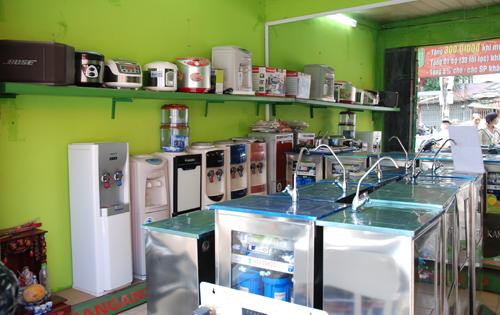Bán máy lọc nước kangaroo Quận Hoàn Kiếm - Hà Nội