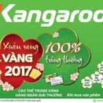 Máy lọc nước Kangaroo – thanh lọc cơ thể, rộn ràng đón xuân 2017