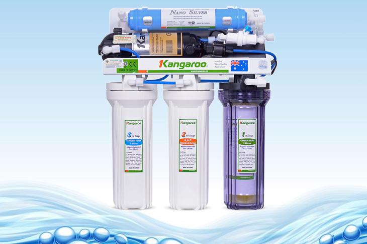 Máy lọc nước Kangaroo có an toàn hay không?
