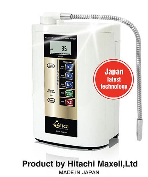Máy lọc nước điện giai Atica Eco