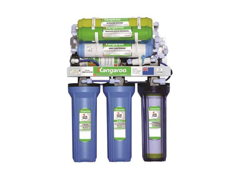 4 tính năng để chứng minh máy lọc nước kangaroo tiết kiệm điện