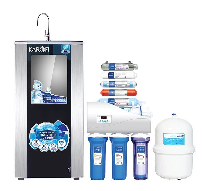 Kinh nghiệm chọn mua máy lọc nước quan tâm về thương hiệu