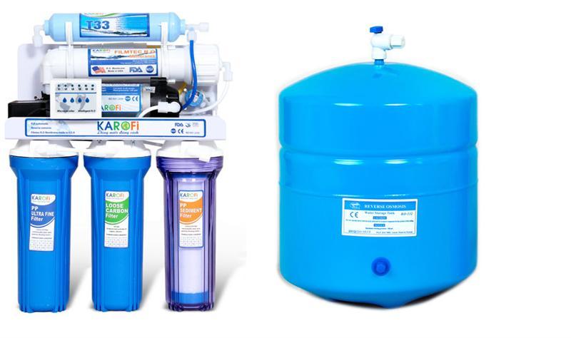Bảng giá máy lọc nước Karofi cập nhật 2017