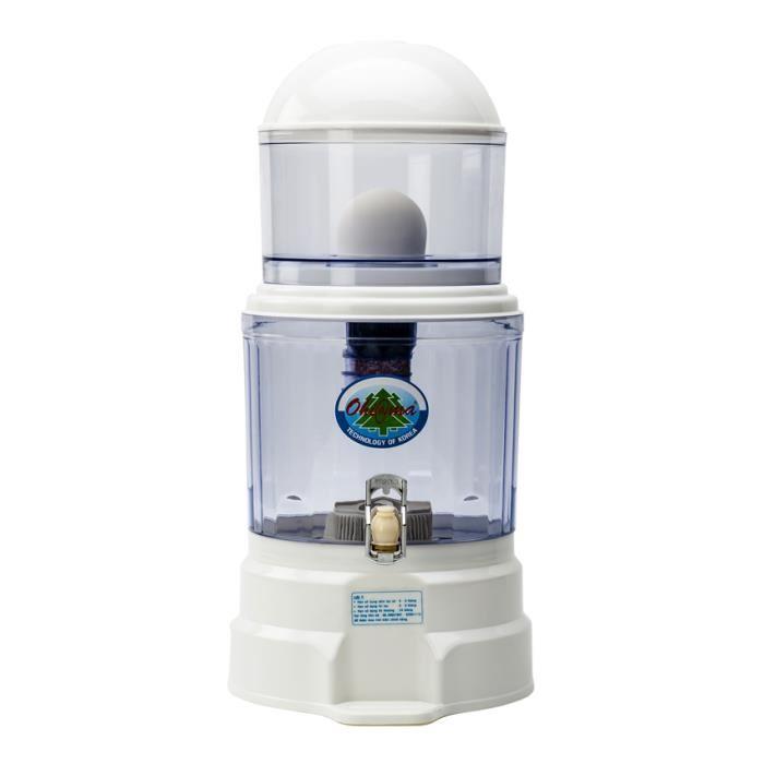 Kinh nghiệm chọn mua bình lọc nước cho gia đình 2017