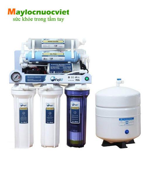 Máy lọc nước RO thông minh FujiE 6 cấp lọc FRO -06