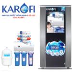 Giới thiệu Máy lọc nước karofi 8 lõi