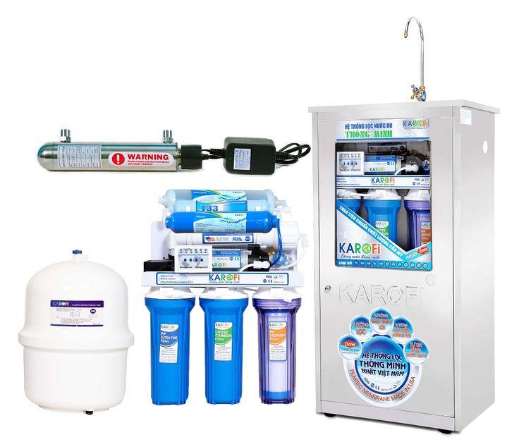 Kinh nghiệm mua máy lọc nước korofi