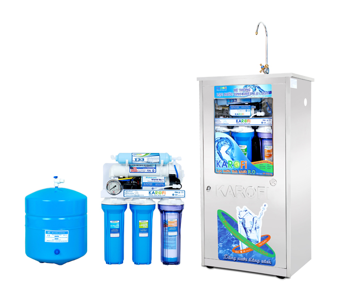 Nước mưa nên dùng máy lọc nước nào tốt?