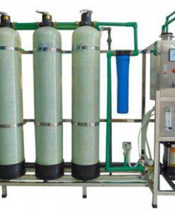 Dây chuyền lọc nước tinh khiết RO 500 lít/h