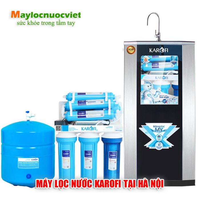 Máy lọc nước Karofi tại Hà Nội