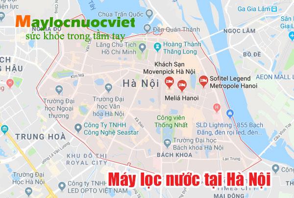 Máy lọc nước tại Hà Nội