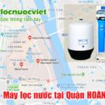Máy lọc nước tại Quận Long Biên