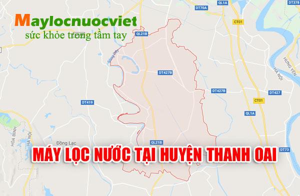 Nhà Phân Phối Máy Lọc Nước Nano Geyser Tại Huyện Thanh Oai