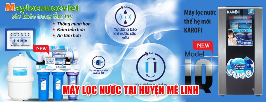 Máy lọc nước Karofi chất lượng tại khu vực quận 3 TP.HCM