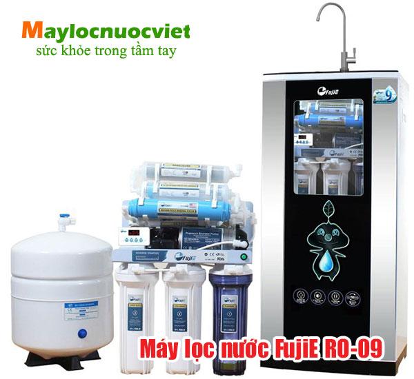 Máy lọc nước tinh khiết RO thông minh FujiE RO-09 (9 cấp lọc)