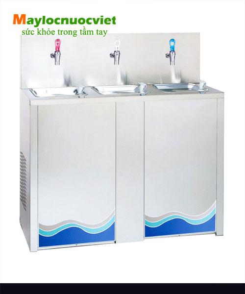 Máy lọc nước công cộng 6 vòi và 3 bồn BD-1001