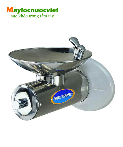 Máy lọc nước công cộng bồn đơn có vòi phía trên Buder BD-3015