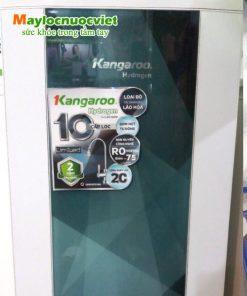Máy lọc nước Kangaroo Hydrogen KG100HP – 10 lõi – Tủ VTU Diamond