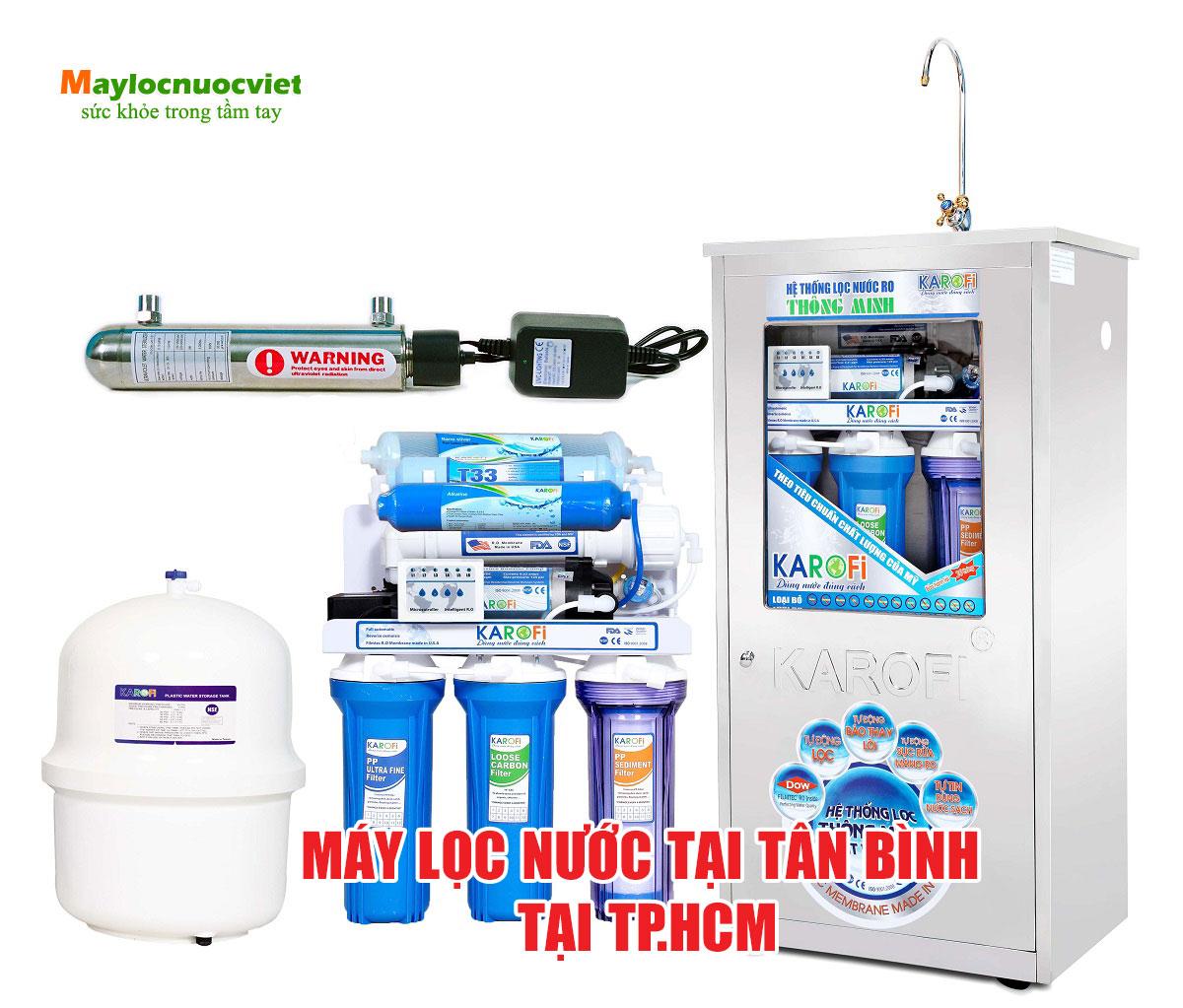 Máy lọc nước tại Tân Bình tại TP.HCM