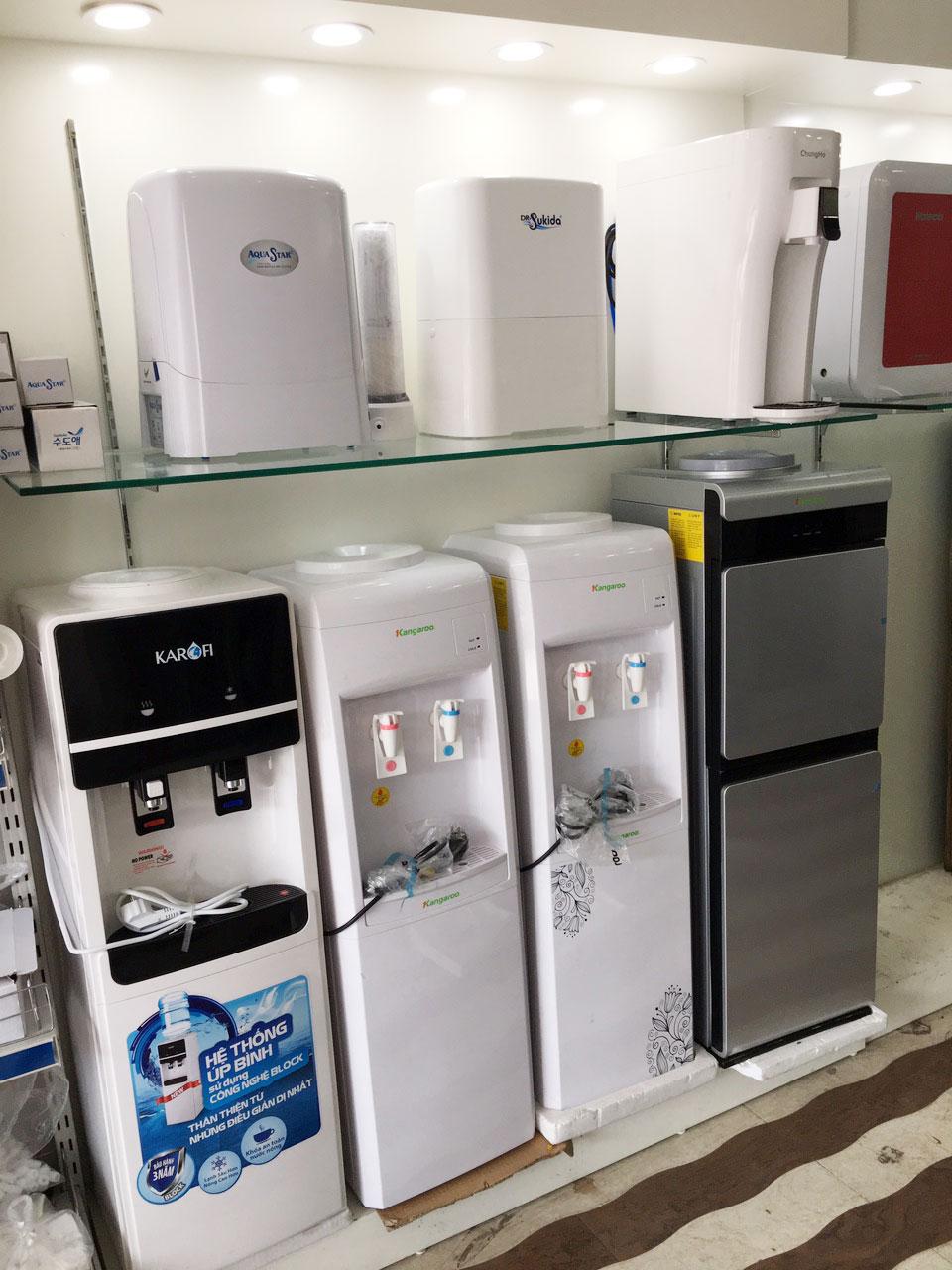 Đại lý máy lọc nước Karofi chính hãng tại Hà Nội