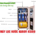 Máy Lọc Nước Karofi KI8 | Màng lọc cao cấp & Giảm 40%