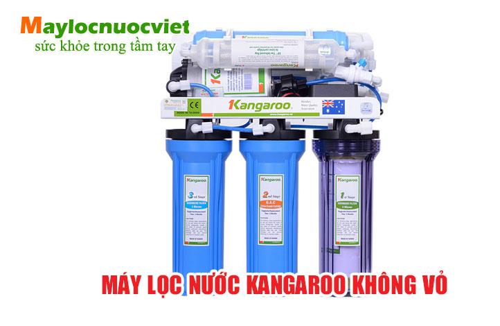 Máy lọc nước kangaroo không vỏ tủ inox - Mua 1 tặng 3