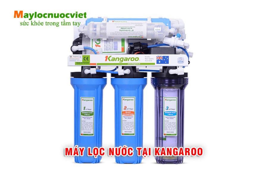 Máy lọc nước kangaroo của nước nào?