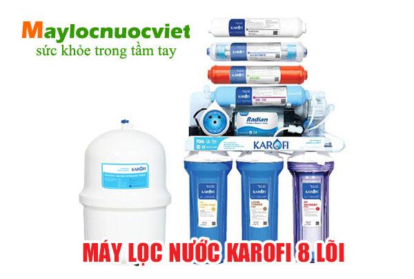 Máy lọc nước karofi 8 lõi Uy Tín - Giá Rẻ
