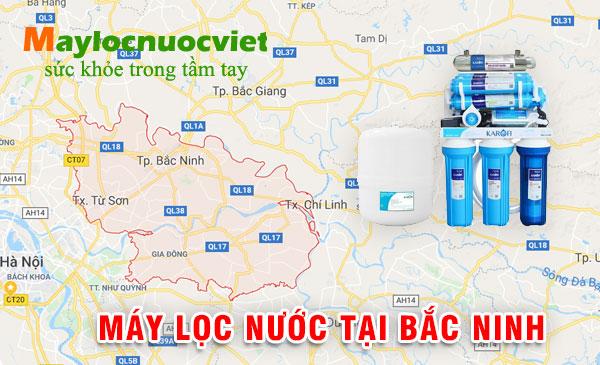 Máy lọc nước tại Bắc Ninh